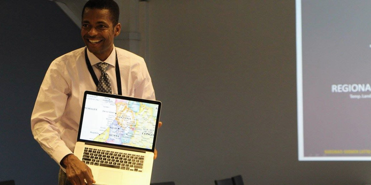 Supporting geospatial competence growth and business innovation development