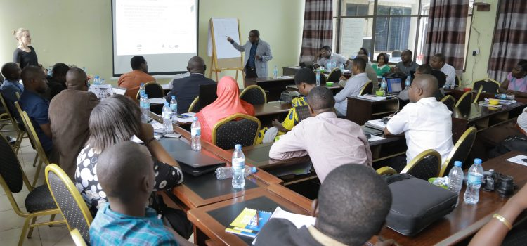 Our research on participatory mapping yields tools for official land use planning in Tanzania